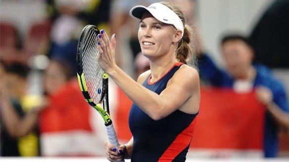 "I Have ""Rheumatoid Arthritis,"" Announces Tennis Star Caroline Wozniacki"
