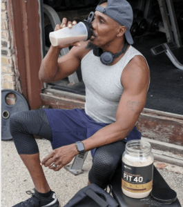 Ways to Maximize Your Workout as You Get Older: Optimum Nutrition Gold Standard FIT40
