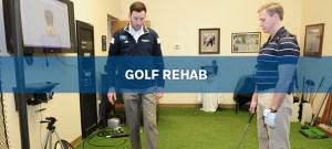 Golf Fitness & Evaluation Programs and Golf Specific Rehab