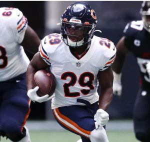 ASK THE DOCTOR: Prospects on Recovery and Return to Play For Tarik Cohen after ACL Injury