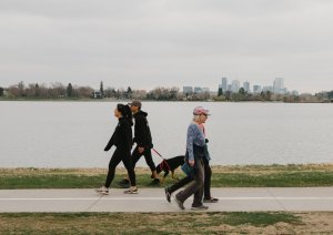 How Walking Can Build Up the Brain