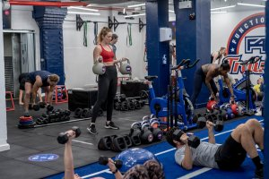 Lifting Weights? Your Fat Cells Would Like to Have a Word.