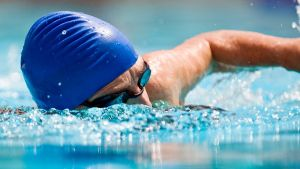 Looking to Enhance Brain Health? Jump in the Pool!