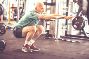 Physical Activities for Seniors: How Much Is Enough?