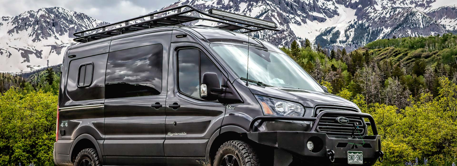 Sportsmobile Custom Camper Vans Your Home Away From Home
