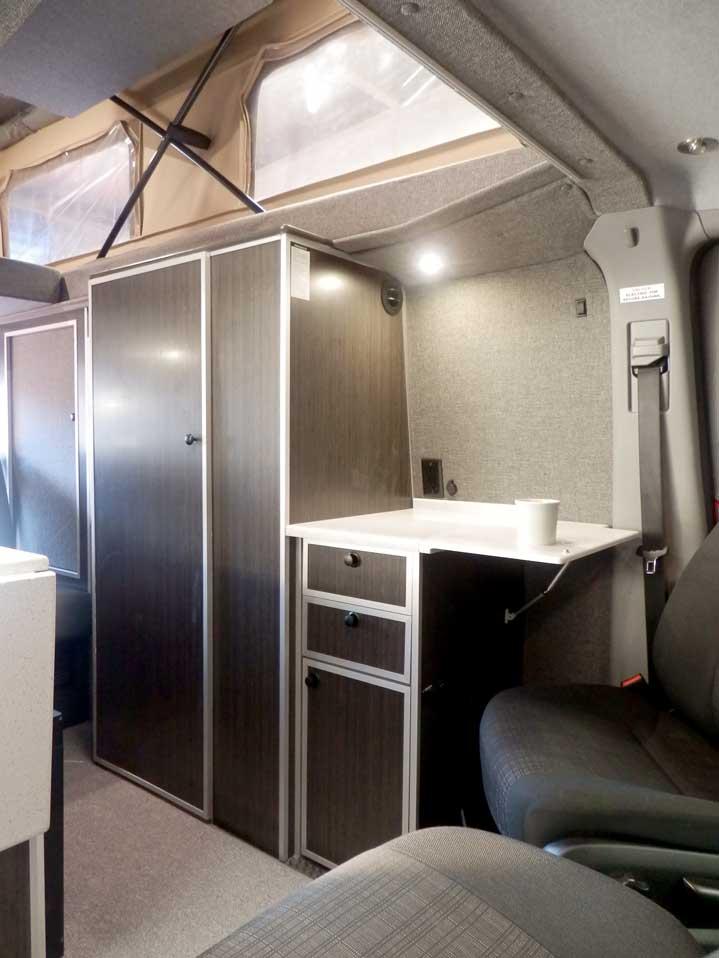 Design Your Own Van Conversion Colors Materials