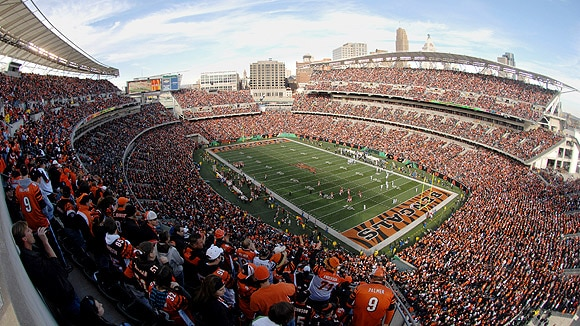 Colts Stadium Seat View