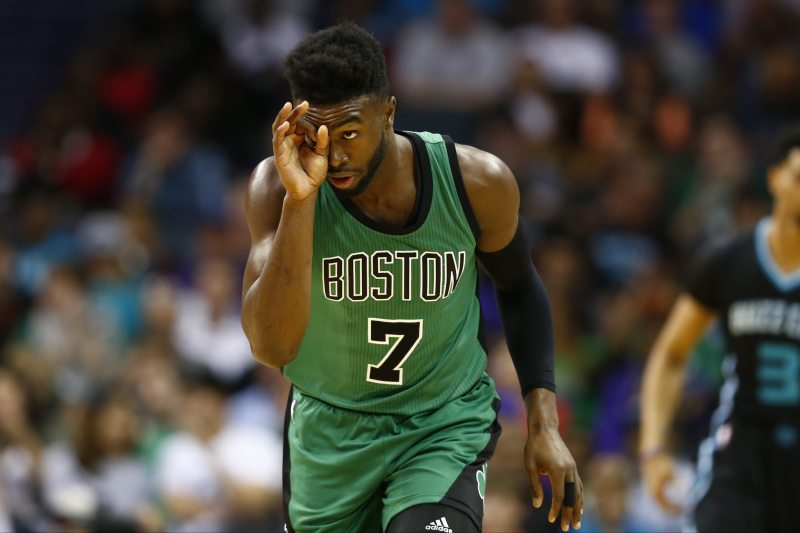 Report: Celtics sign Jaylen Brown to four-year, $115 million extension