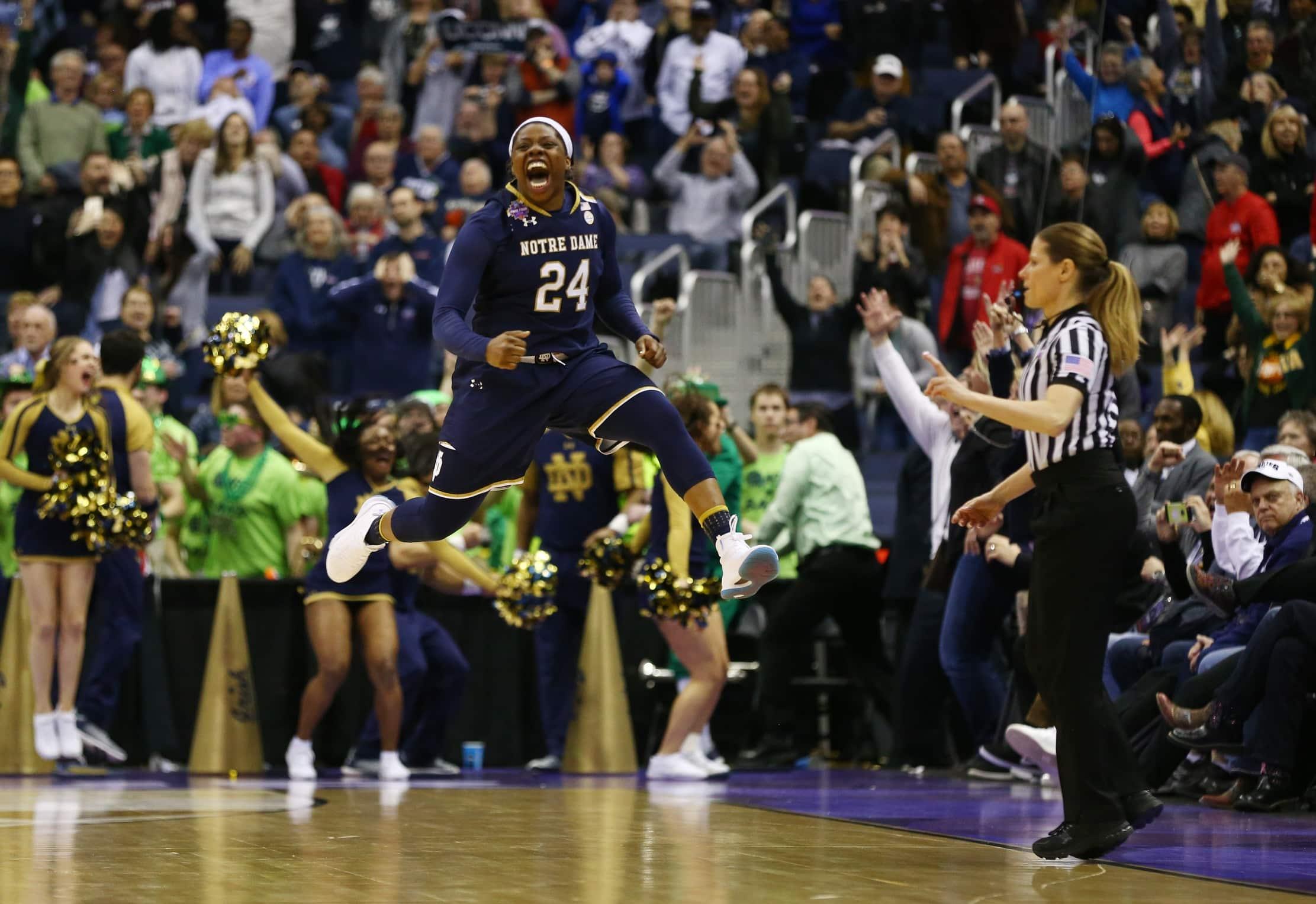 Notre Dame Basketball Arena
