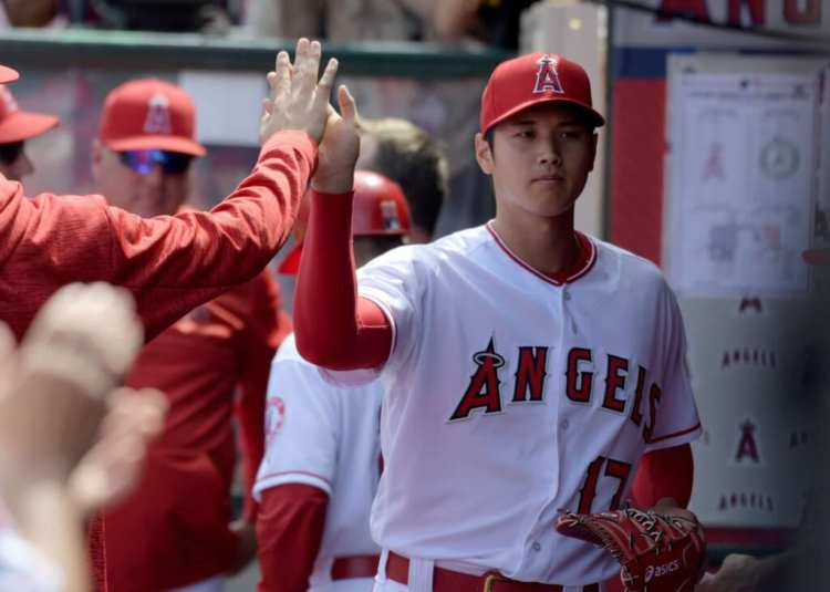 Angels' Shohei Ohtani makes MLB history with win over ...