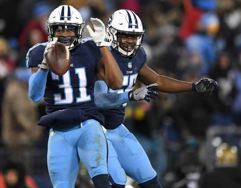 WATCH  Kevin Byard goes full Terrell Owens a8adb2567