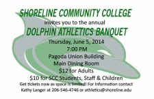 Dolphin Athletics Banquet