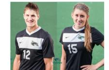 Warren, Anderson Named to NWAC Soccer All-Star Team