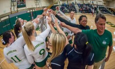 Volleyball Drops Two at the NWAC Championships