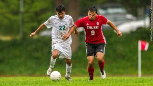 Shoreline CC Men's Soccer hosts Everett CC