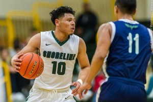 Shoreline CC Men's basketball team hosts WAC