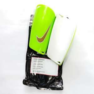 Mercurial Green Shin Guards