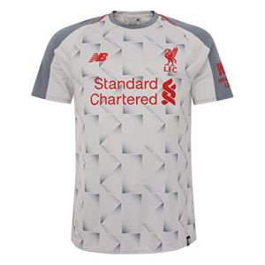 liverpool Grey 2018 Shirt