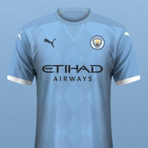 SIX Puma Manchester City 2019-20 Concept Home Kits