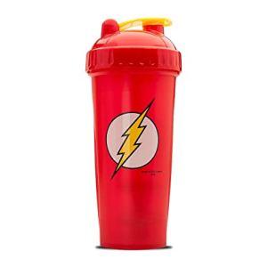Justice League Flash Shaker - 28 oz