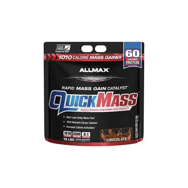 allmax 12 mass gainer