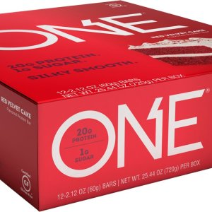 One Bar Case - Red Velvet