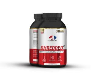 Shredded 3