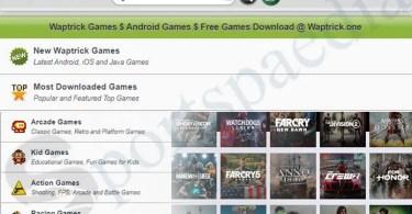 Waptrick Games - Free Android & Java Games Download | Waptrick.com