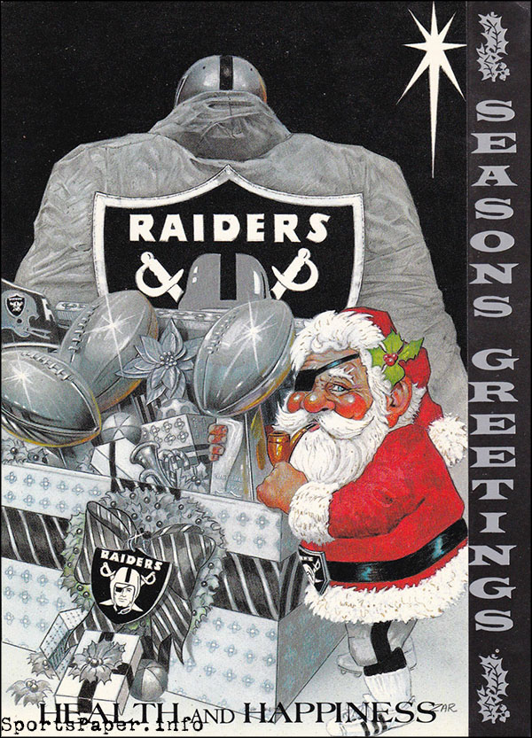 A Gallery Of Pro Sports Christmas Cards SportsPaperinfo
