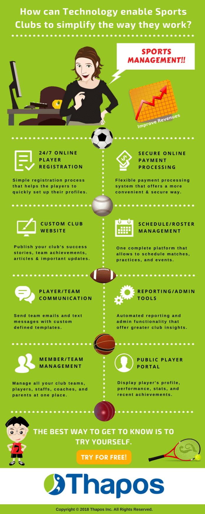 Sports Management App