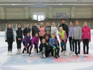 Group Photo with Faye Kitariev