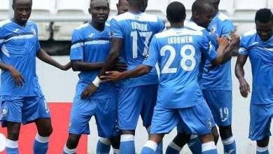 Photo of Enyimba's Oladapo happy with MFM's victory, sets eyes on winning the league