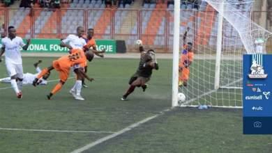 Photo of Sunshine Stars 1-1 Rivers United: Eguma's charges fight back to deny Sunshine Stars