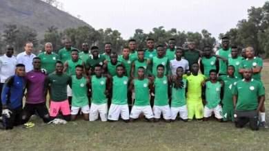 Photo of U20 AFCON: Sanusi charges Flying Eagles on discipline