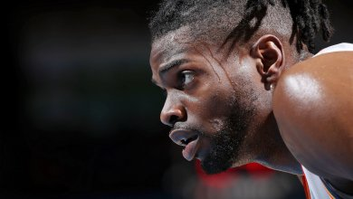 Photo of OKC's Nerlens Noel out of hospital after sustaining concussion