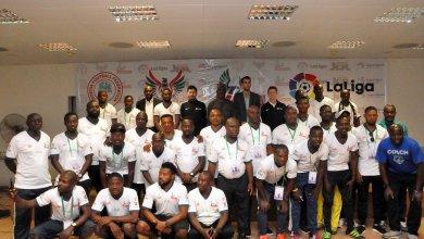 Photo of Third NPFL/LaLiga U15 coaching clinic lights up Abuja