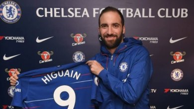 Photo of Gonzalo Higuian joins Chelsea on loan for the rest of the season