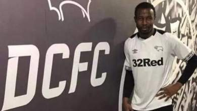 Photo of Efe Ambrose made to wait for Derby debut