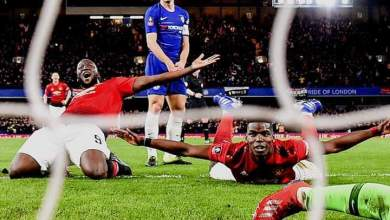 Photo of Records tumble as Manchester United beat Chelsea at Stamford Bridge to book FA Cup last 8
