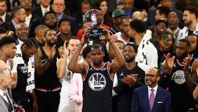 Photo of Durant earns All-Star Game MVP honours