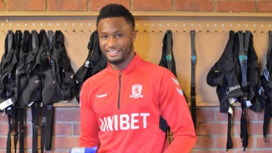 Photo of Mikel Obi gets his song, new name as Boro fans continue to praise their new hero