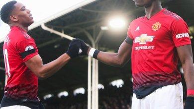 Photo of Fulham 0 Manchester United 3: Martial and Pogba send Solskjaer´s men fourth