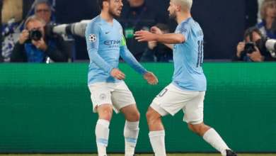 Photo of 10-man City stun Schalke 04 with late comeback win in Champions League