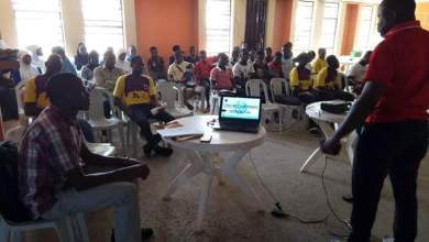 Photo of Association of Cricket Umpires and Scoreres of Nigeria (ACUSN) Oyo State Chapter successfully conducts a-day seminar