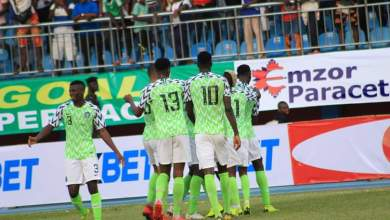 Photo of Nigeria 3 Seychelles 1: Jamilu Collins tops Super Eagles rating against the Pirates