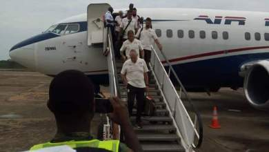 Photo of Egypt, Libya land in Nigeria for Super Eagles and Olympics Eagles