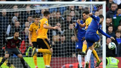 Photo of Chelsea 1 Wolves 1: Last-gasp Hazard strike rescues Blues blushes