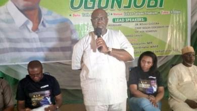 Photo of Pomp, as Nigerian Football bids Ogunjobi final farewell