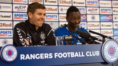 Photo of Sadiq slams Gerrard over poor treatment during loan spell with Rangers