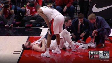 Photo of NBA Round Up: Magic shock 76ers, Nurkic suffers gruesome leg injury